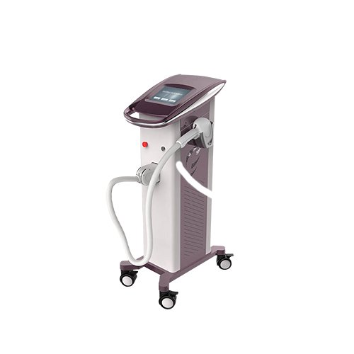 350W Diode Laser Hair Removal Client Treatment cases 2