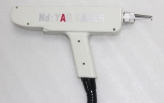 DT-301 Q-Switched nd yag laser tretament handle