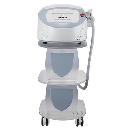 E-Light Laser IPL RF Machine Portable Medical Equipment for Skin Rejuvenation and Hair Removal DT-107C