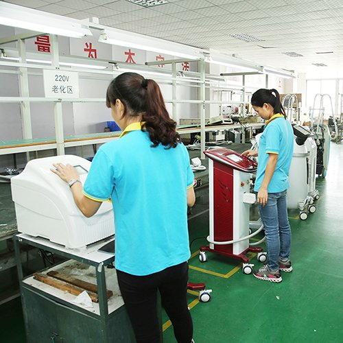 QA Test5-Guangzhou Huafei Ditong Medical Technology Co.,Ltd laser machines testing