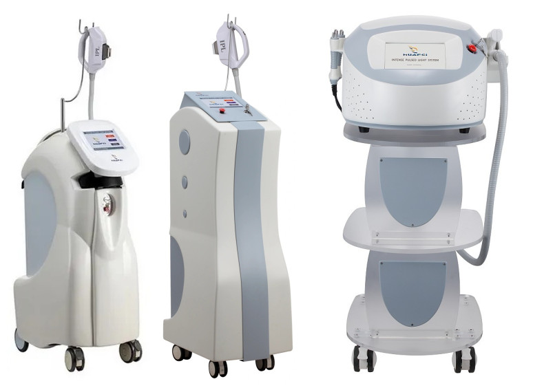 IPL Beauty Machine for Skin Rejuvenation and Hair Removal